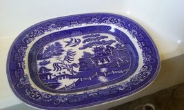 blue willow plater mfg. w.a.a. in Lumberton, North Carolina