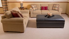 Like New Carsons Sofa and Loveseat in DeKalb, Illinois