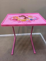 Princess tray table in Glendale Heights, Illinois
