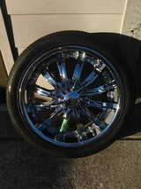 Rims and tires in Glendale Heights, Illinois