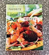 NEW Favorite Low Fat Dishes Cookbook in Okinawa, Japan