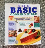 NEW The Basic Cooking Bible Cookbook in Okinawa, Japan