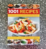 NEW 1001 Recipes Cookbook by Martha Day in Okinawa, Japan