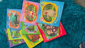 in the night garden 8pc bookset in Lakenheath, UK