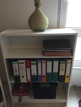 Office Furniture: very large and small book shelf, drawers in Ramstein, Germany