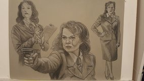 Agent Carter in Conroe, Texas