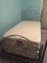 Twin Bed Frame in Glendale Heights, Illinois