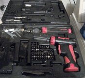 Snapon Cordless Screwdriver model CTS561CLSK in Lawton, Oklahoma
