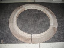 CONCRETE TREE RINGS - 2 SETS in Morris, Illinois