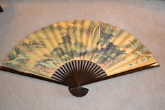 Chinese Painted Fan in Glendale Heights, Illinois