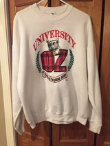 Oz University - Home of the Fighting Totos - XL Sweatshirt in Glendale Heights, Illinois
