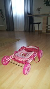 Doll stroller. Like new in Ramstein, Germany