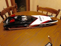 "NQD Storm Engine 32"" PX-16 Super Power Speed Racing RC Boat in Glendale Heights, Illinois"