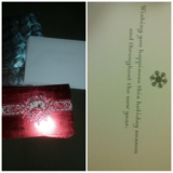 new Christmas cards in Aurora, Illinois
