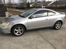 2002 Acura rsx 2dr coupe in Fort Lewis, Washington