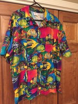 New Men's 2XL Tropical Fish Short Sleeved Shirt in Glendale Heights, Illinois