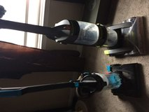 Bissell bagless vacuum & Hoover Dual Power Shampooer in Fort Campbell, Kentucky