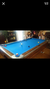 Bar regulation Pool Table in Fort Carson, Colorado
