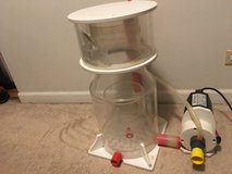 Protein skimmer exclusiv bubble king 250 in Glendale Heights, Illinois