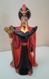 Disney Jafar Aladdin Porcelain Figurine in The Woodlands, Texas