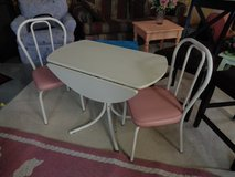 drop leaf table w/2  parlor chairs in Wilmington, North Carolina
