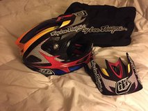Limited Addition Aaron Gwin Troy Lee Designs Redbull Signature series full face bmx helmet in bookoo, US