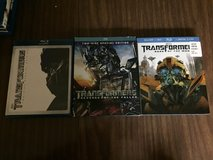 Transformers Blu rays in 29 Palms, California