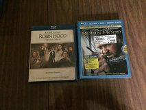 Robin Hood Blu rays in 29 Palms, California