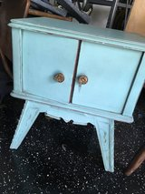 Vintage end table, nightstand in CyFair, Texas