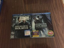 Sherlock Holmes Blu Ray set in 29 Palms, California