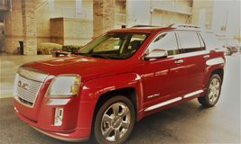 2013 GMC TERRAIN DENALI (63K miles) Excellent condition! in Fort Jackson, South Carolina