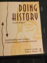 Doing History - used paperback  - Elementary - middle school in Okinawa, Japan