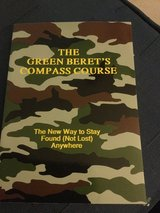 Green Beret's Compass Course - used in Okinawa, Japan