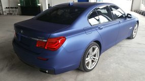 Car Wrapping / Window Tinting / Foiling Vehicle in Ramstein, Germany