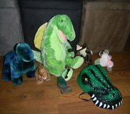 Plush Dinosaur Lot Build A Bear Spinosaurus Ty Buddy Bronty T-Rex How Do ... & More in Kingwood, Texas