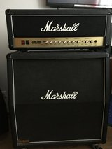 Marshall JCM 2000 super lead and JCM 900 in Ramstein, Germany