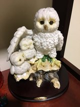 The Juliana Collection's Mother w/Baby Owls Figurine in Okinawa, Japan