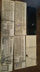6 qwertz keyboards in Ramstein, Germany