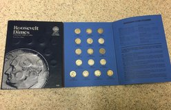 Complete Silver Roosevelt Dime Collection in 29 Palms, California