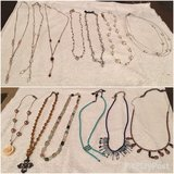 Assorted necklaces in Batavia, Illinois