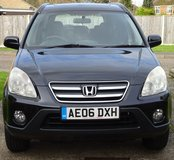 Honda CRV 2006 Tax Free 2.0 Petrol in Lakenheath, UK