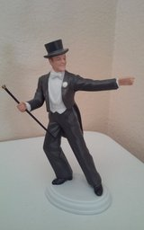Fred Astaire as Josh Barkley Porcelain Figurine in The Woodlands, Texas