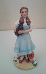 The Wizard of Oz Dorothy Porcelain Figurine in Conroe, Texas
