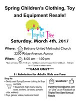 KIDS CLOTHING RESALE - TRIPLET TREE in Batavia, Illinois