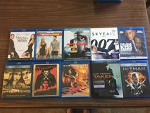Action blu Rays #2 in 29 Palms, California