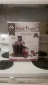 Fusion juice in Beaufort, South Carolina