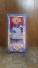 Raggedy Ann in Beaufort, South Carolina