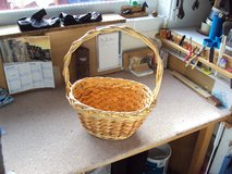 Wicker Fruit or Flower Basket in Lakenheath, UK
