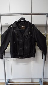 Harley Davidson Original Leather Jacket. 1 of 1000 made by HD in Ramstein, Germany