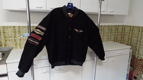 HD Varsity Quilted Jacket--must see to appreciate in Ramstein, Germany